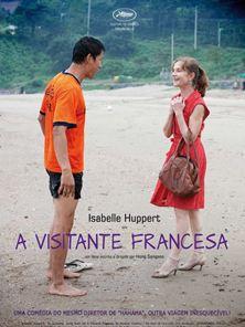 A Visitante Francesa Trailer Legendado