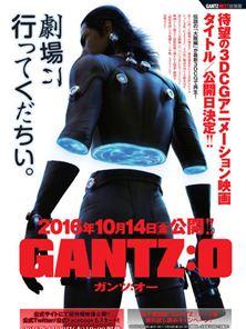 Gantz: O Trailer Original