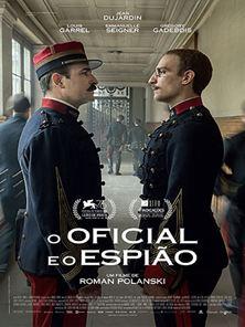 O Oficial e o Espião Trailer Original Legendado
