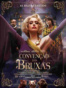 Convenção das Bruxas Trailer Dublado