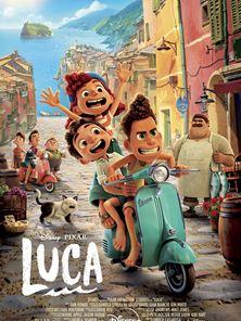 Luca Trailer Dublado