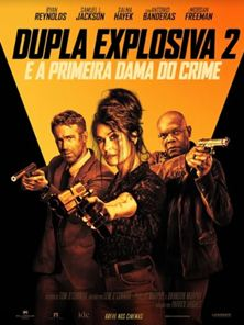 Dupla Explosiva 2 - E a Primeira Dama do Crime Trailer Legendado (2)