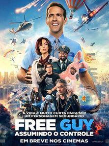 Free Guy - Assumindo o Controle Trailer Legendado