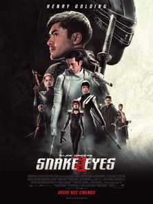 G.I. Joe Origens: Snake Eyes Trailer Legendado
