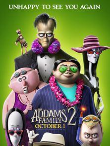 A Família Addams 2: Pé na Estrada Trailer Dublado