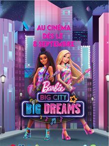 Barbie: Big City, Big Dreams Trailer Dublado