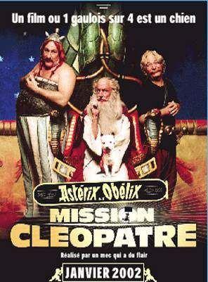 Asterix e Obelix: Missão Cleópatra