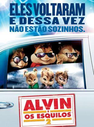 Alvin e os Esquilos 2 VOD