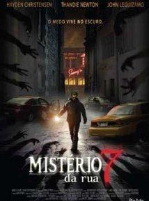 Mistério da Rua 7