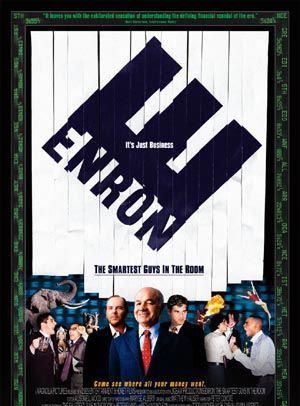 Enron - Os Mais Espertos da Sala