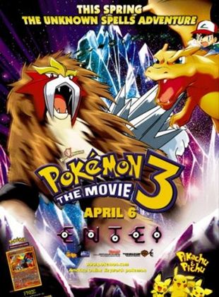 Pokémon 3: O Feitiço dos Unown
