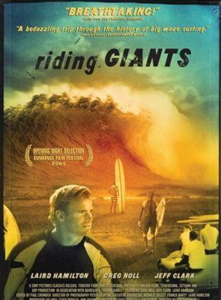 Riding Giants - No Limite da Emoção