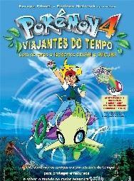 Pokémon 4 - Viajantes do Tempo