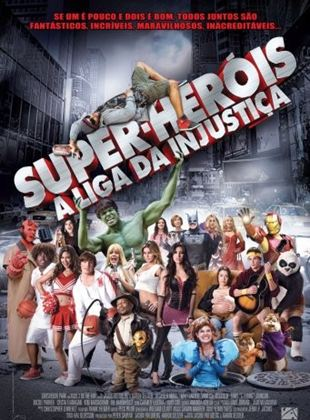 Super-Heróis - A Liga da Injustiça