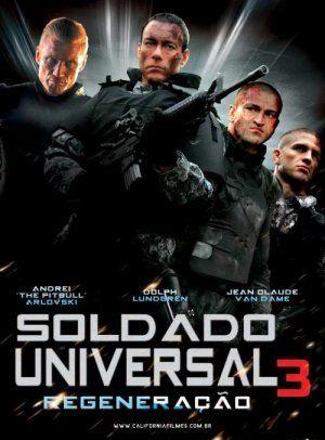 Soldado Universal 3 - Regeneração - Filme 2009 - AdoroCinema