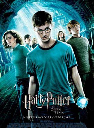 Harry Potter e a Ordem da Fênix VOD