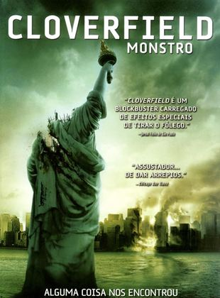 Cloverfield - Monstro