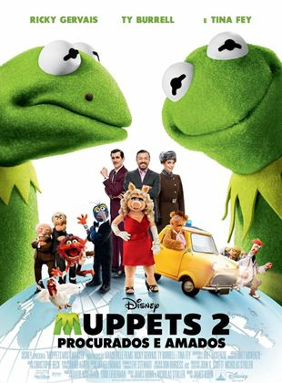 Muppets 2 - Procurados e Amados