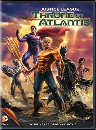 Liga da Justiça: Trono de Atlântida
