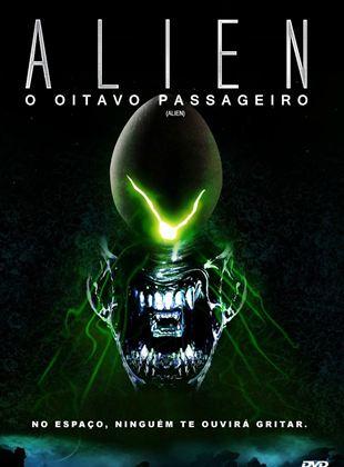 Alien, o 8º Passageiro VOD