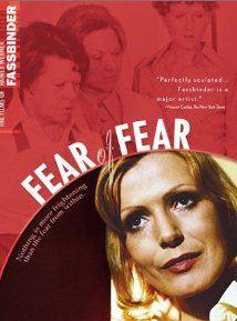 O Medo do Medo
