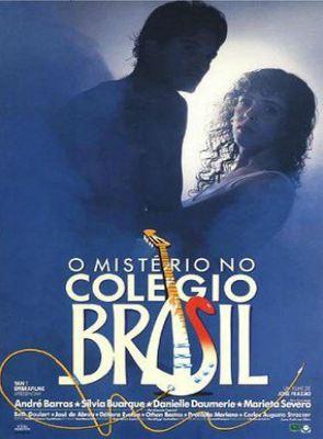 O Mistério no Colégio Brasil