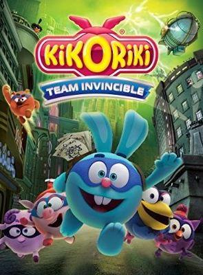 Kikoriki - A Turma Invencível