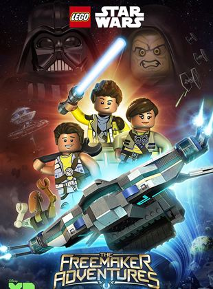 Lego Star Wars: A Aventuras dos Freemakers