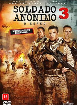 Soldado Anônimo 3 - O Cerco