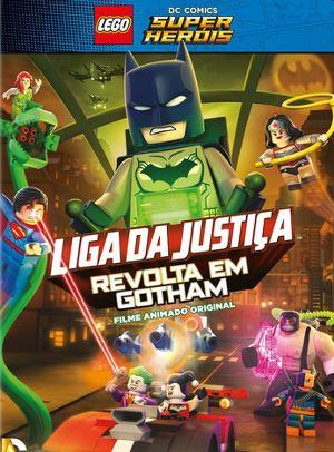 Lego DC Comics Super Heróis: Liga da Justiça - Revolta em Gotham