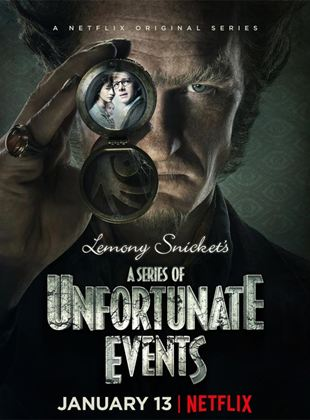 Lemony Snicket - Desventuras em Série