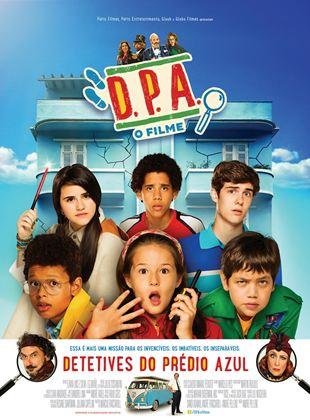 Detetives do Prédio Azul (D.P.A.) - O Filme