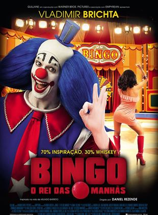 Bingo - O Rei das Manhãs VOD