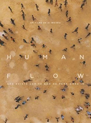 Human Flow: Não Existe Lar Se Não Há Para Onde Ir VOD