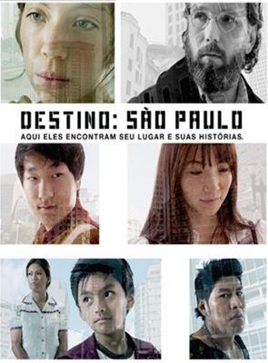 Destino: São Paulo