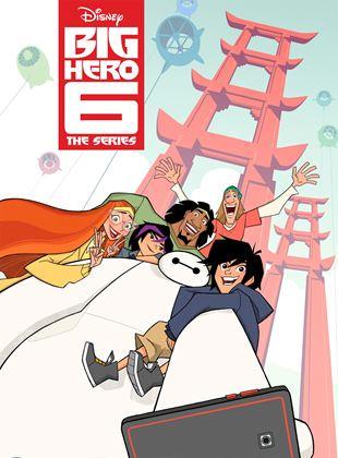Operação Big Hero: A Série