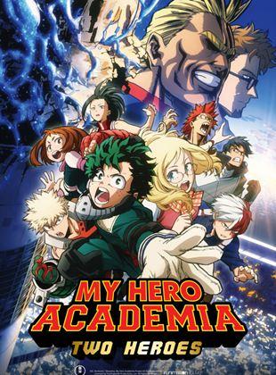 My Hero Academia – Dois Heróis