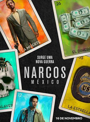 Assistir grátis Narcos: México Online sem proteção