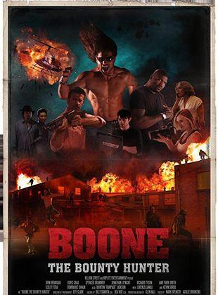 Boone - O Caçador de Recompensas
