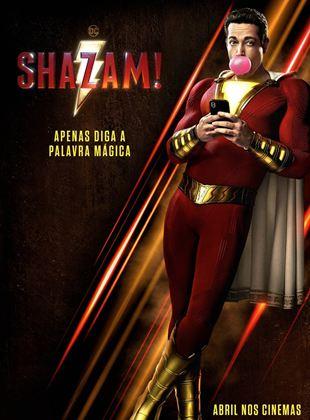 Shazam! VOD