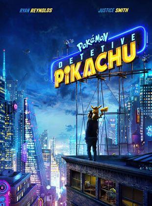 Pokémon: Detetive Pikachu VOD