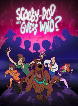Scooby-Doo And Guess Who ?