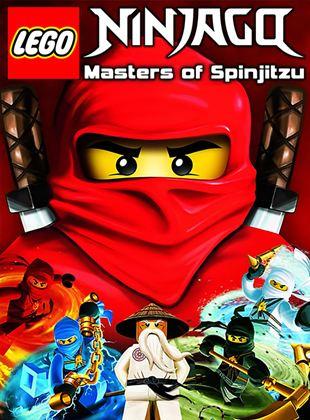 Assistir grátis LEGO Ninjago Mestres do Spinjitzu Online sem proteção