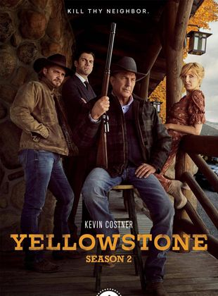 Yellowstone - Temporada 4