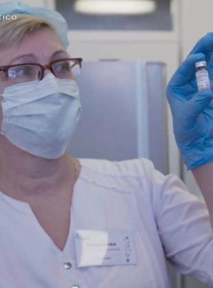 A Corrida das Vacinas