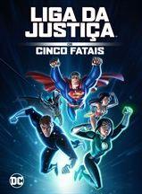 Liga da Justiça: Os Cinco Fatais VOD