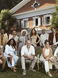 Série da Netflix com Fernanda Paes Leme Sem Título