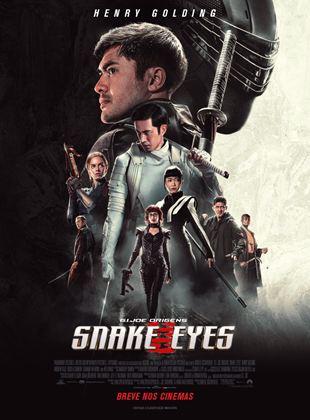 G.I. Joe Origens: Snake Eyes