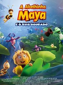 A Abelinha Maya e o Ovo Dourado