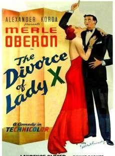 O Divórcio de Lady X